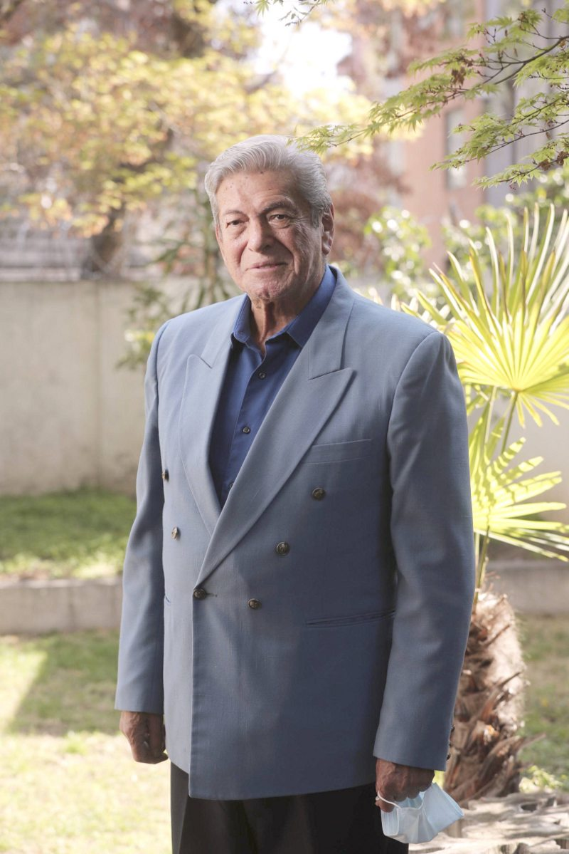 Enrique Maluenda se lanzó como youtuber a los 85 años