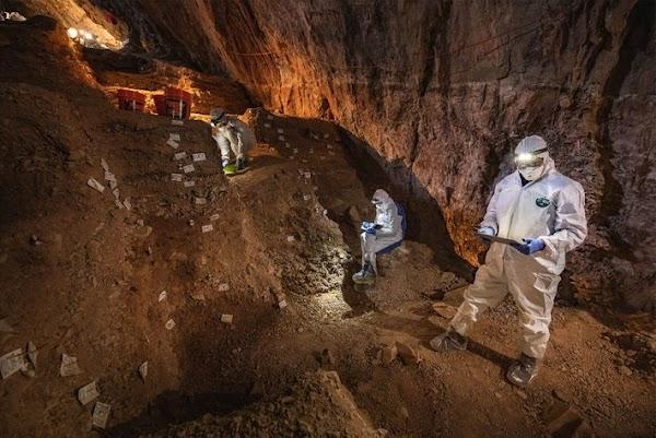 Descubren evidencia humana de 30.000 años de antigüedad  en una cueva Mexicana