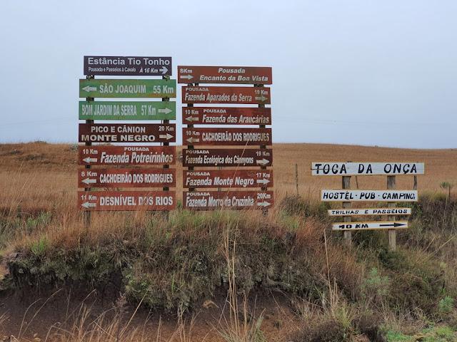 Onde ficar em São José dos Ausentes
