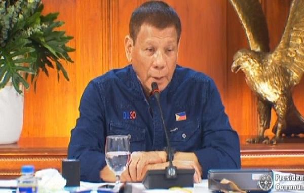 Pangulong Duterte umaasang balik-normal na ang sitwasyon sa Disyembre