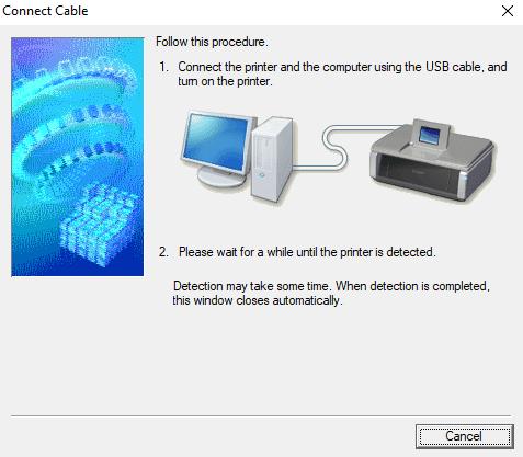 Cara Install Driver Printer Canon ip2770