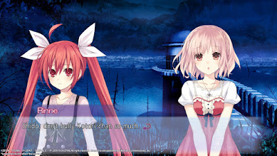 Download Game Visual Novel PC DATE A LIVE: Rio Reincarnation