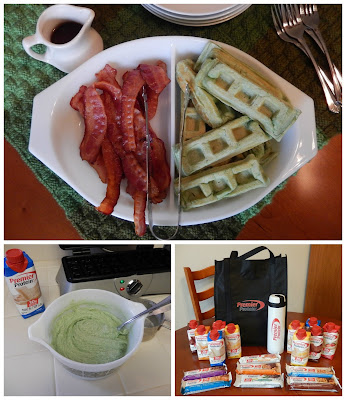 Premier%2BProtein%2BCollage%2BWaffles%2BWinner Weight Loss Recipes Drum roll...
