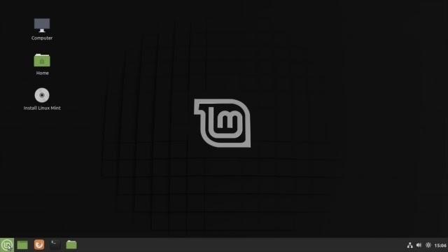 Tampilan Linux Mint | Gaptogeek