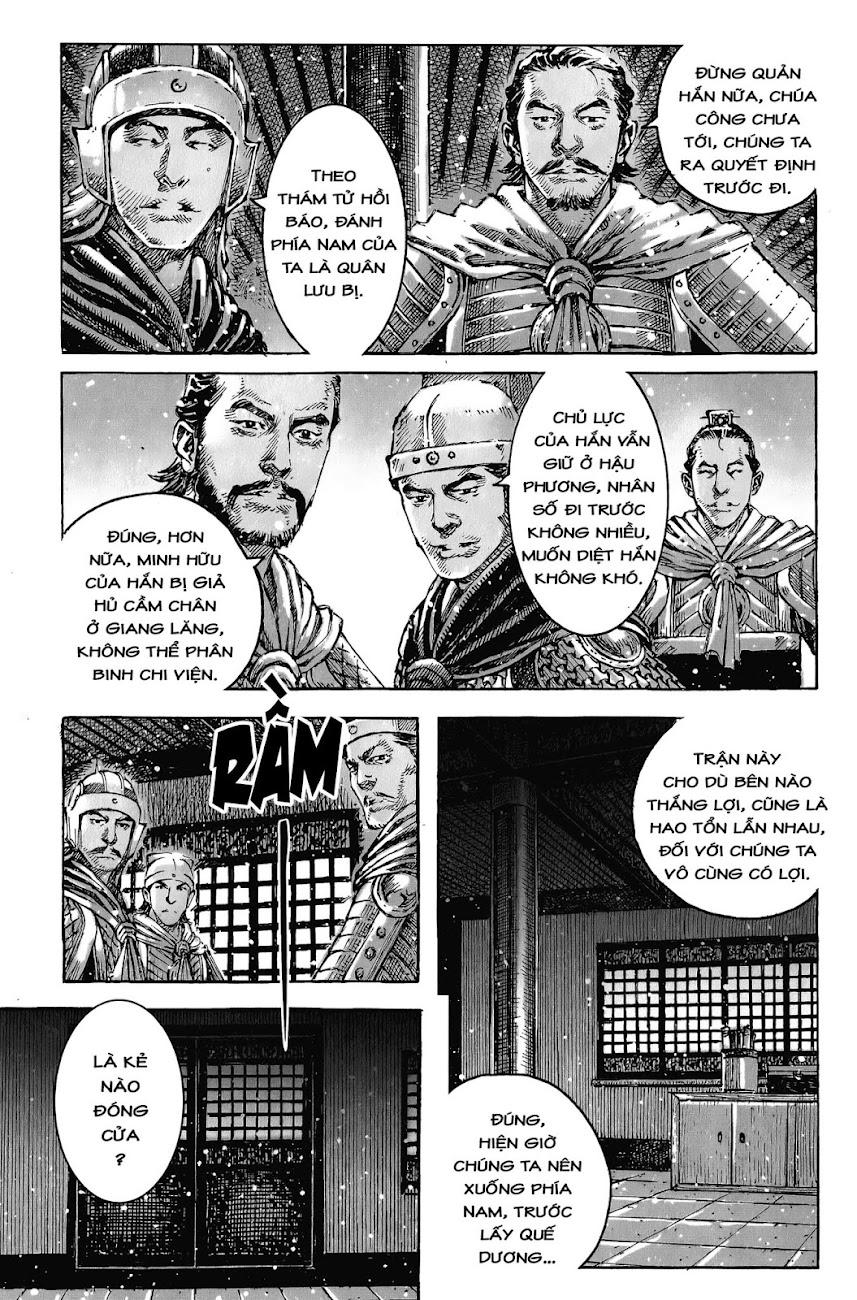 Hỏa phụng liêu nguyên Chương 445: Nam phương tân binh [Remake] trang 7