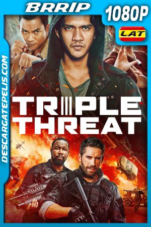 Triple Amenaza (2019) 1080P BRRIP Latino – Ingles