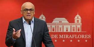 Jorge Rodríguez señalo «es una posición personal»  la intención de postularse a candidatos