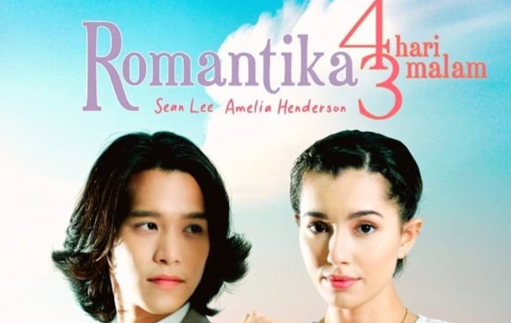 OST Drama Romantika 4 Hari 3 Malam (Lagu Tema)