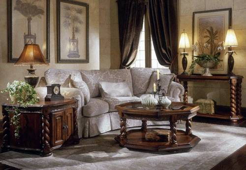 Various interior decorating styles at your disposal and - Living room interior design styles ...