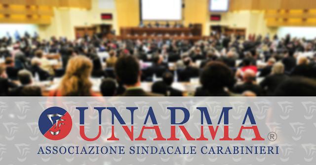 evento unarma sindacato carabinieri