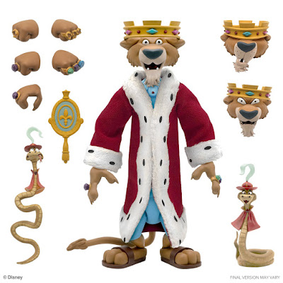 Disney Classic Animation Ultimates! Action Figures Wave 1 by Super7