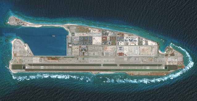 """US warning on the South China Sea tension, """"If free nations do nothing then China will occupy more and more area"""""""