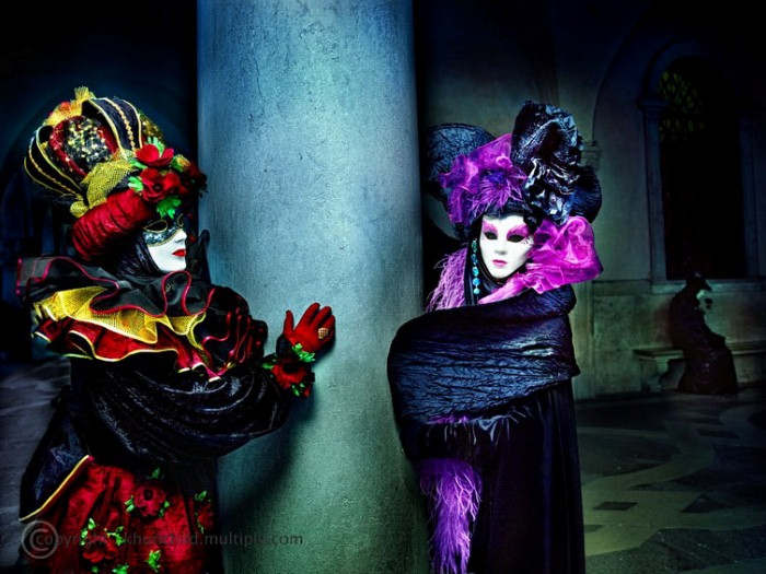 Венецианский карнавал. Suchet Suwanmongkol 3