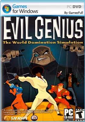 Evil Genius 1 (2004) PC Full Español [MEGA]