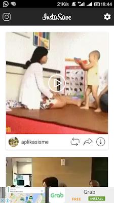cara download foto dan video dari instagram menggunakan instasave