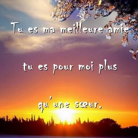 Texte Et Message Damitié Messages Et Sms Damour