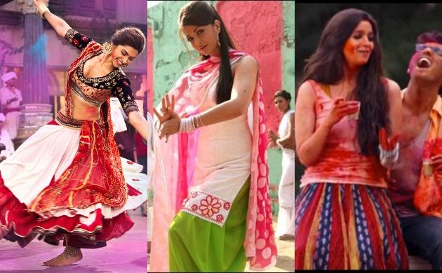 Deepika Padukone's favourite childhood Holi