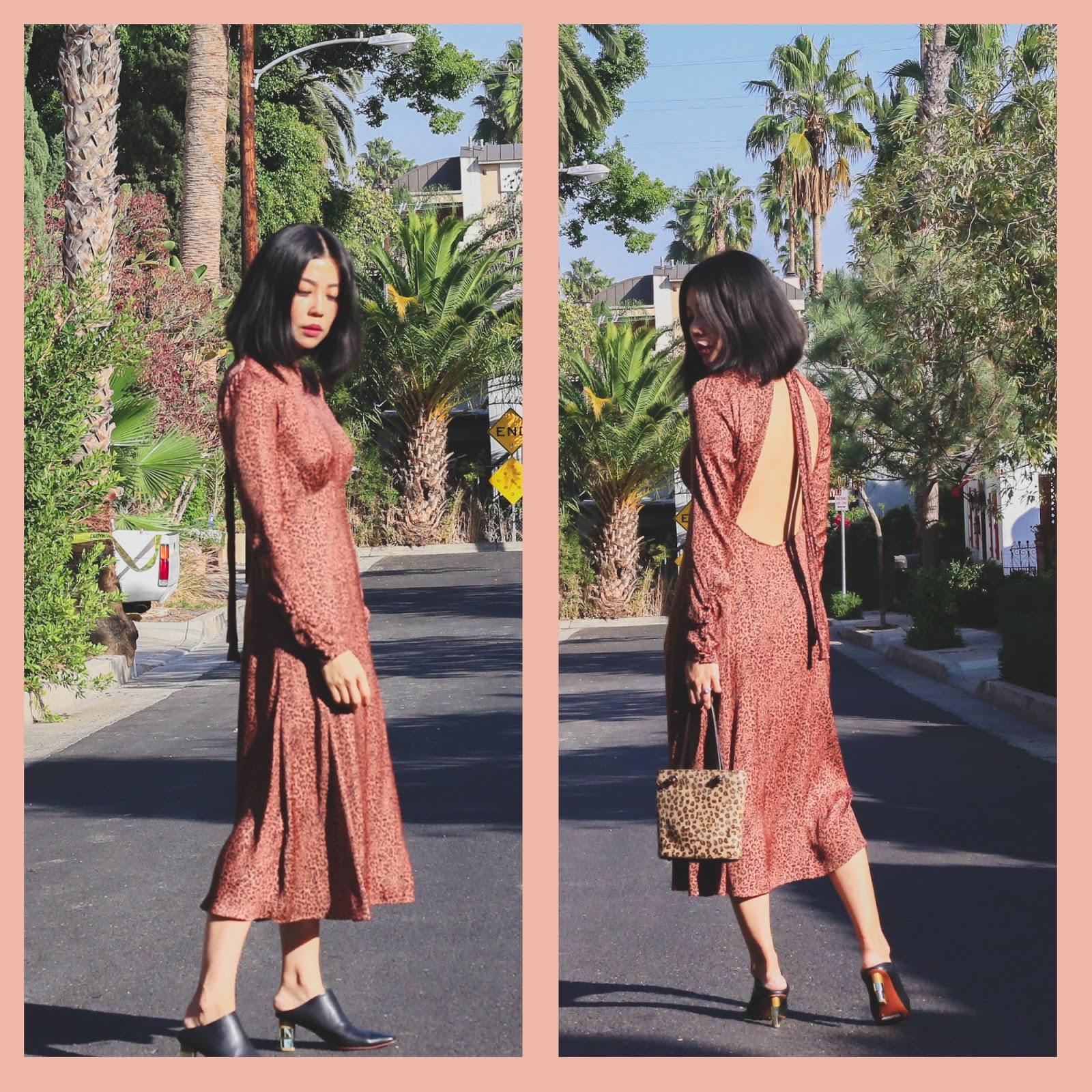 most stylish fall dress