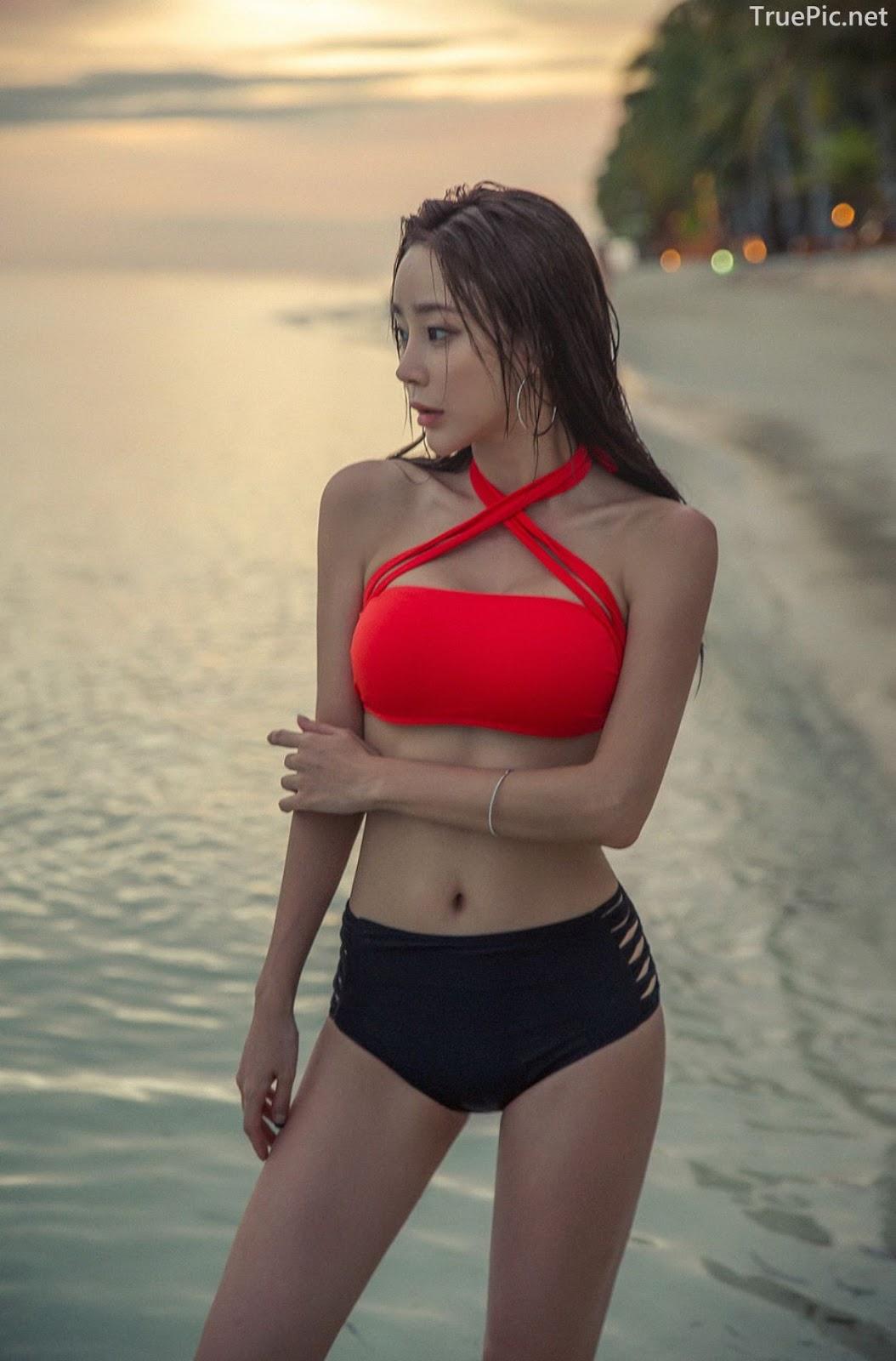 Hyun Kyung - Glam Chic Bikini - Korean model and fashion - Picture 4