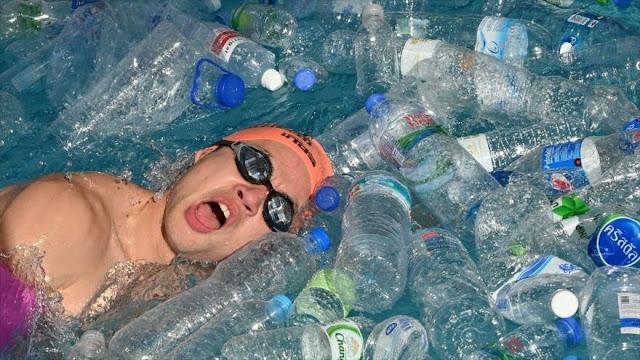 Campaña contra plástico en Día Mundial de Océanos en Tailandia