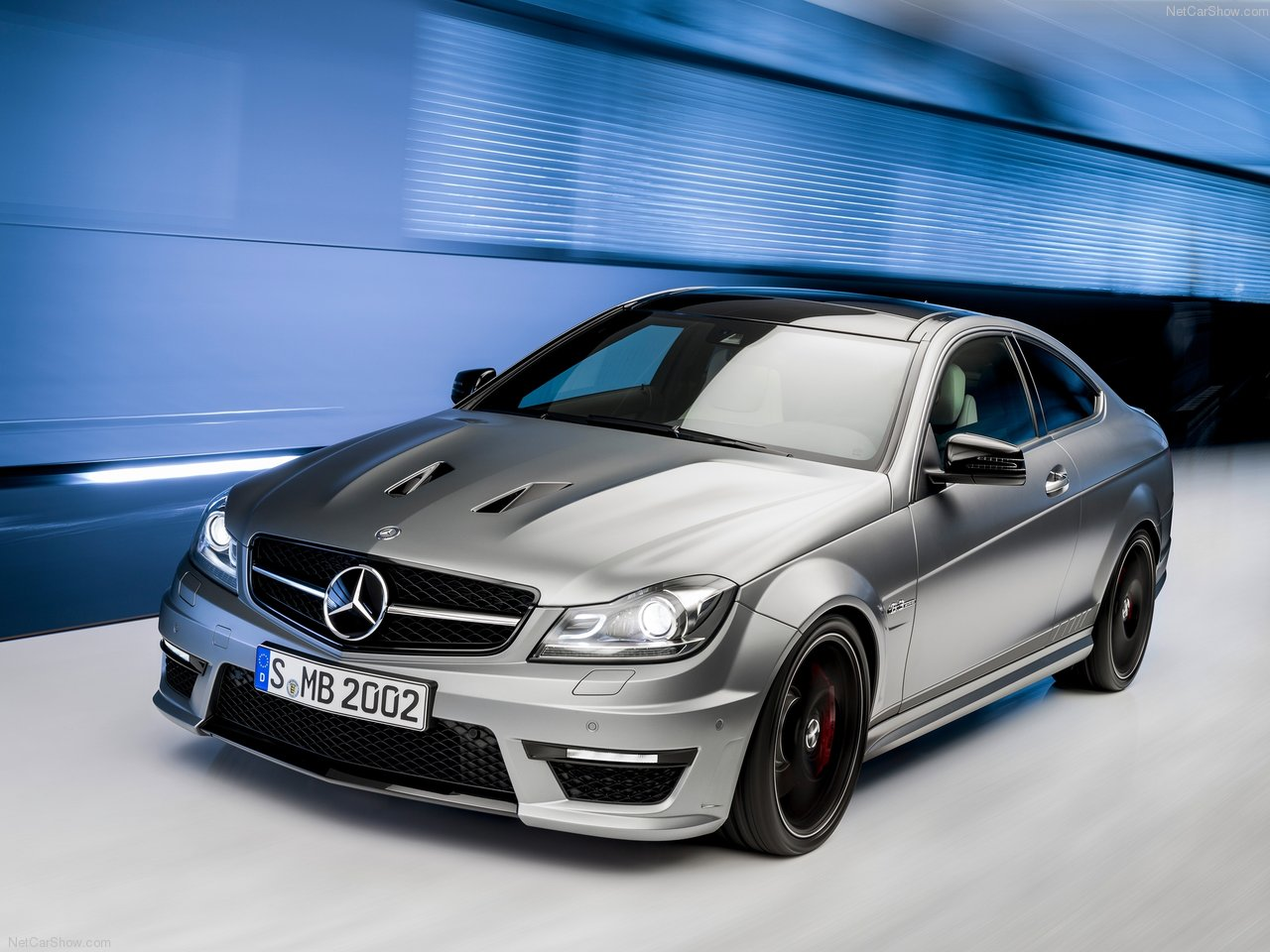 WatchCarOnline: Mercedes-Benz C63 AMG 2014