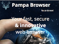 Pampa Browser 2018 Free for PC Windows