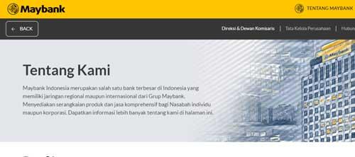 website resmi maybank