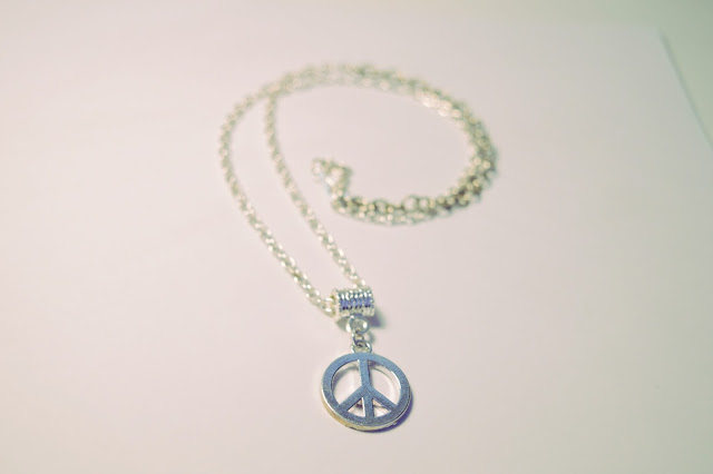 Chipina Peace necklace