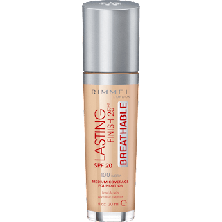 Rimmel Lasting Finish Breathable