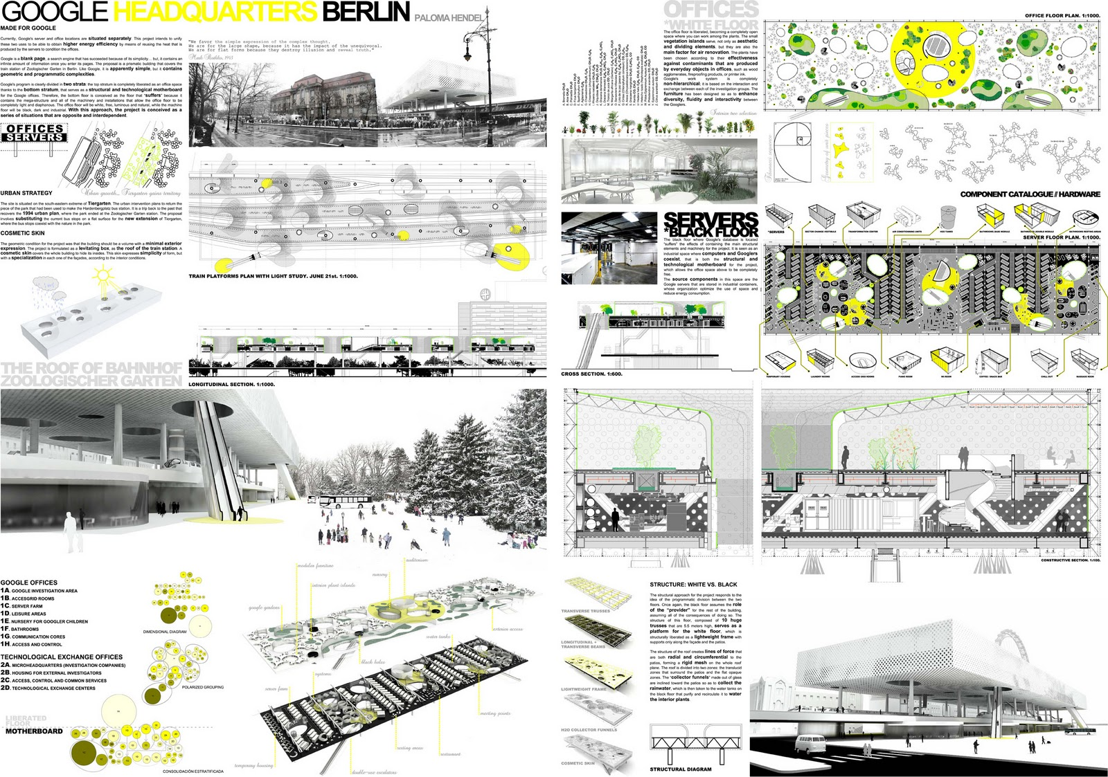 Corridor Design: Architecture Workshop In Rome: FIRST PRIZE ADA 2011