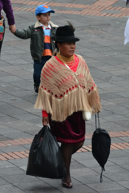 Quito local culture