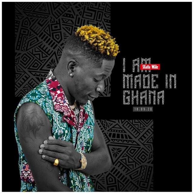 Shatta Wale - Am Made In Ghana (Prod. By Paq)