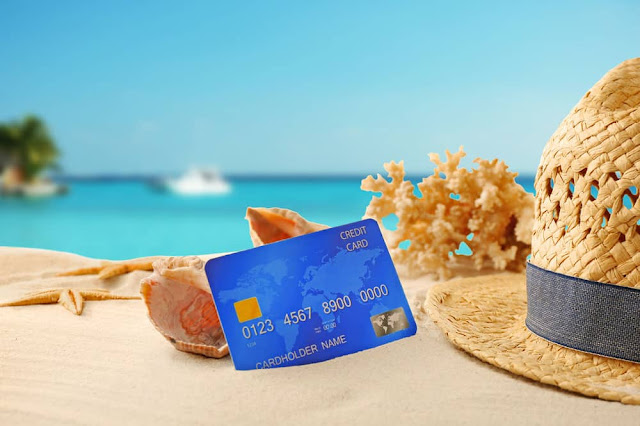 Travel Rewards Credit Card for Travel