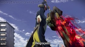 God Eater 09 online legendado