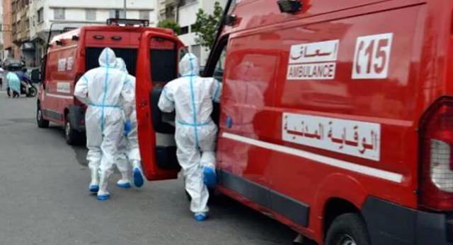 """2642 إصابة جديدة لـ """"كوفيد"""" في المغرب"""