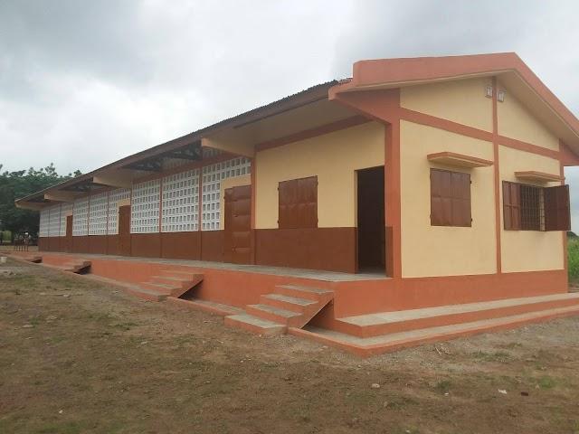 ANADEB Savanes-FSB : Des Infrastructures socio-éducatives de base réceptionnées