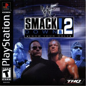 WWF SmackDown! 2: Know Your Role (2000) PS1 Download Torrent