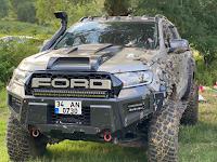 Modifikasi Offroad Pada Mobil Ford Ranger Raptor 2020