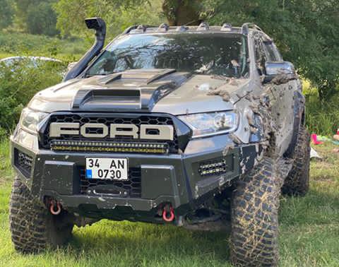 Modifikasi Mobil Ford Ranger 2019
