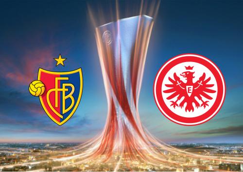 Basel vs Eintracht Frankfurt -Highlights 06 August 2020