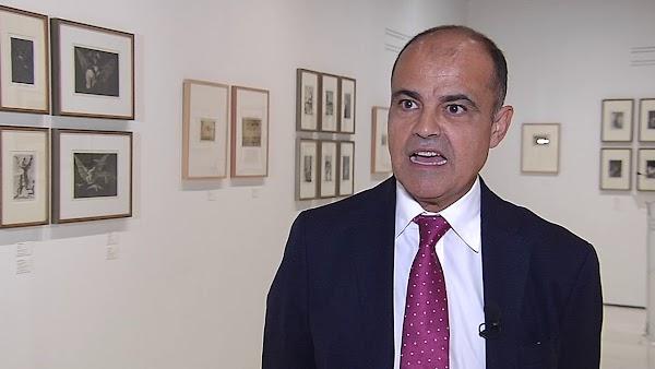 Daniel Pastor en contra del Administrador Judicial del Málaga por no convocar la ampliación de capital