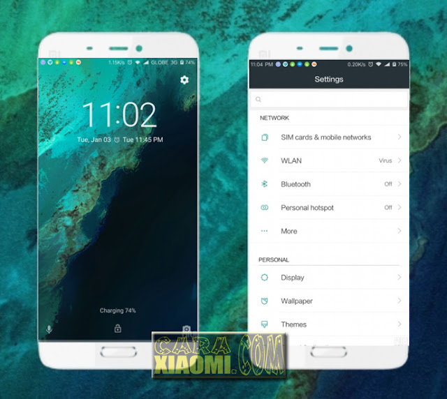 Download Tema Xiaomi Pixel N Theme Mtz For MIUI Terbaru Paid Version