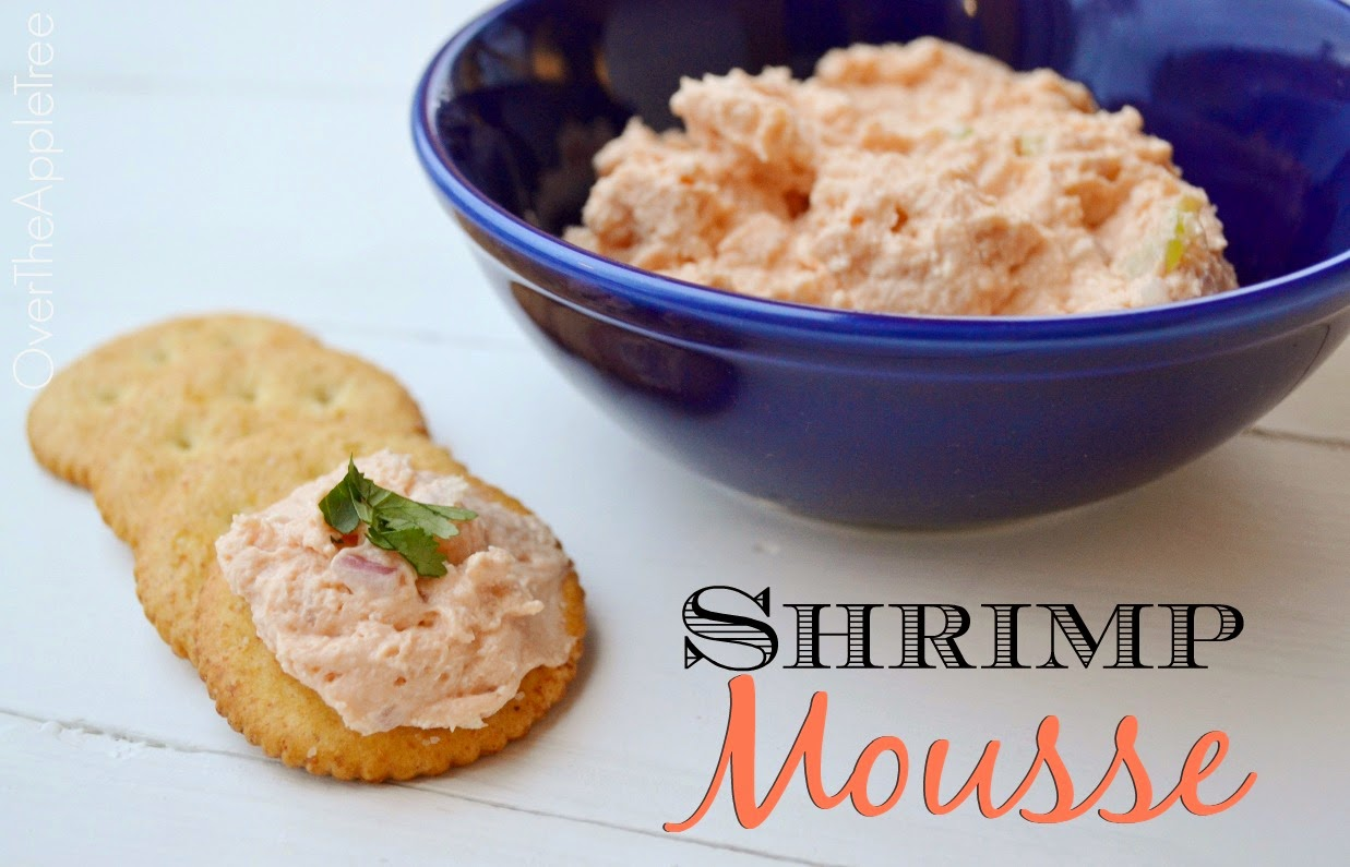 Shrimp Mousse, Over The Apple Tree