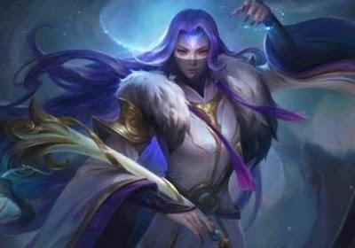 Hero Luo Yi