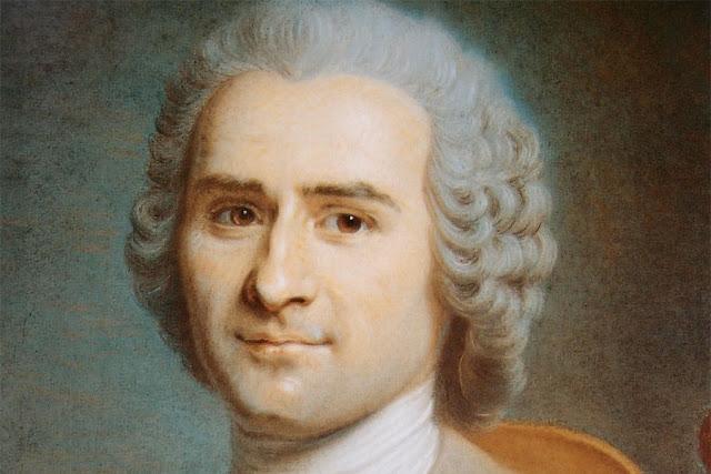 Riassunto Rousseau