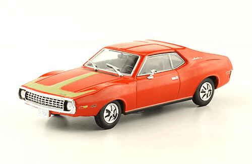AMC Javelin 1972 american cars