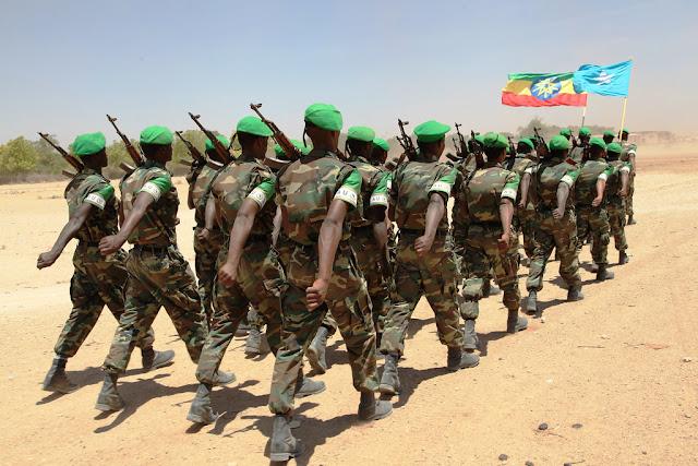 Ethiopian news : Ethiopian Forces in Somalia Shot Down Kenyan Plane