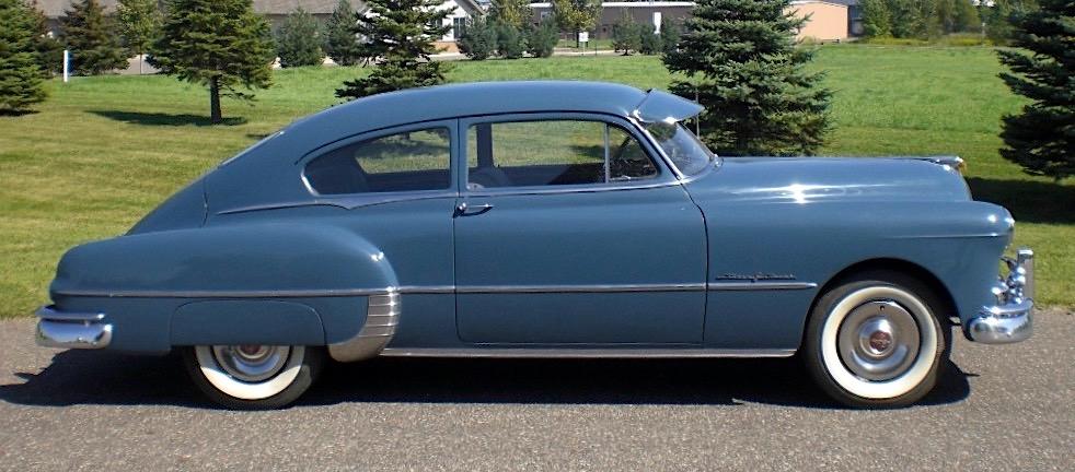 Car style critic the transitional 1949 dodge wayfarer line for 1949 dodge 2 door sedan