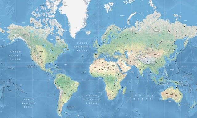 Lista de Países do Mundo