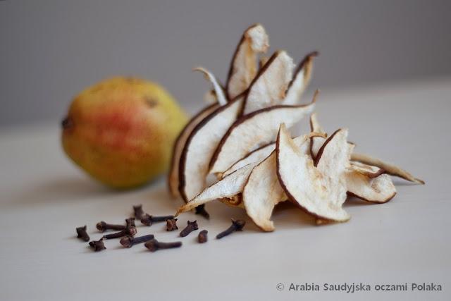 Chipsy gruszkowe - zdrowa suszona przekąska